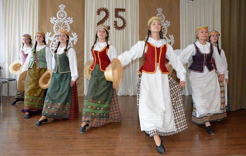 """Dieveniškių """"Ryto"""" gimnazijai – 25-eri - Švietimo naujienos"""